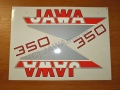 Sticker set JAWA - 632,638,639 - Typ 2
