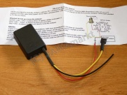 recharge control for 6V electr. ignition