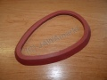 Rubber for Amperemeter - RED - Czech