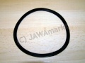 Rubber of rear chainwheel cover 354/353