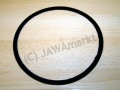 Rubber of rear chainwheel cover 360/559