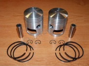 Piston set 350, pin 16 - 58,50