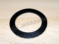 Rubber for cap of fuel tank