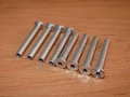 Rivets for chain cover - 8 pcs