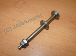 Pintlescrew for rear fork 250ccm - for lubricating knee