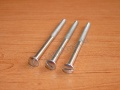 Screws for amperemeter in fueltank - 3 pcs