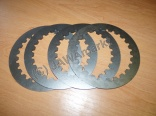 Clutch metal plate set - Jawa 638-640