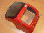 Front mask Jawa 640 COMPLETE - red