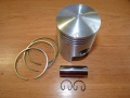 Piston set 175 Czech, pin ø18 - 58,00