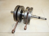 Crank-shaft 350 - with needle bearing � TOP Quality