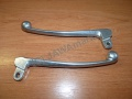 Lever for handlebars Jawa 634 - set, ORIGINAL