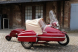Cover for sidecar entry -Velorex 560 - BIG !!!