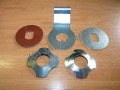 Holder for steering absorber - CZ 125/150C