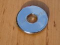Cover for wheel bearing CZ 125/150C - rear